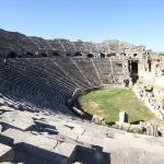 Théâtre antique de Side