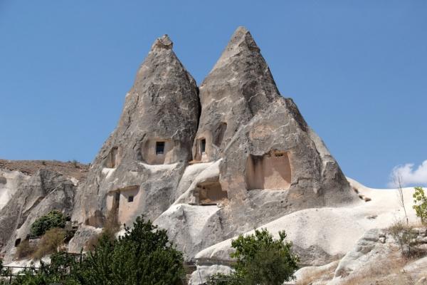 Cheminées de fée en Cappadoce