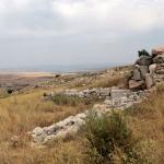 Reste de remparts à Hattuşa