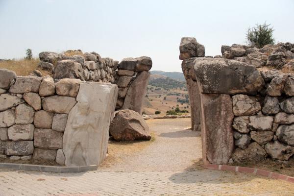 Porte du Roi, site de Hattuşa
