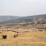 Sur le site de Hattuşa