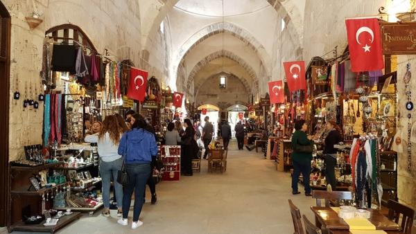 Kırkkaşık bedesten à Tarsus
