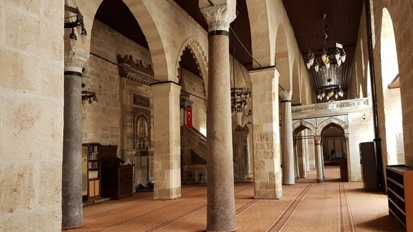 Mosquée Ulu, Tarsus