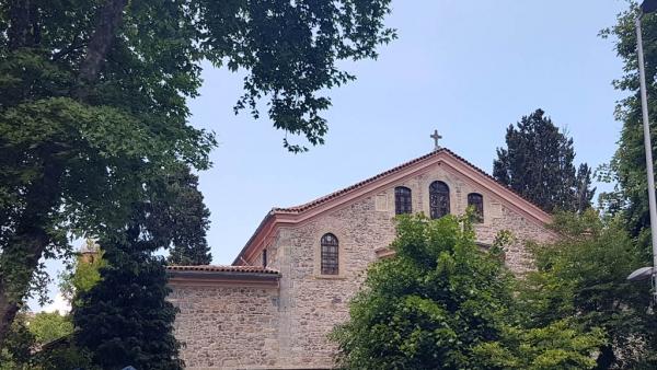 Eglise grecque orthodoxe de Yeniköy