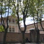 Rue principale de Yeniköy