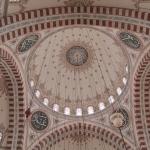 coupole de la mosquée de Fatih à Istanbul