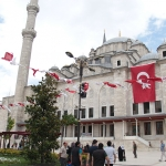 mosquée de Fatih, Istanbul