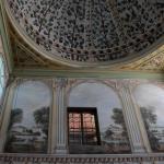 Dans les appartements de la sultane mère, palais de Topkapı