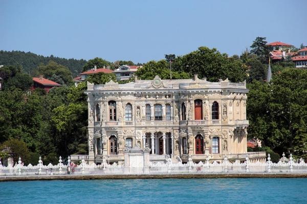 Palais de Küçüksu, Istanbul