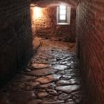 la rampe d'accès à l'étage de Sainte-Sophie