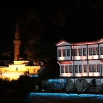 Amasya de nuit