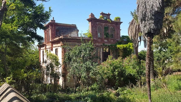 Maison habitée par Trotsky à Büyükada