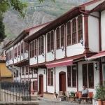 Maisons traditionnelles d'Amasya