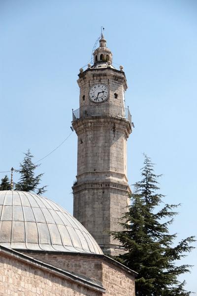 Tour de l'horloge de Tokat