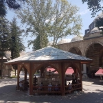 Fontaine aux ablutions de la mosquée Ali Paşa à Tokat