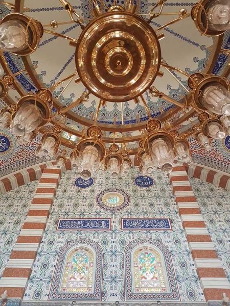 Mosquée Kurşunlu, Aksaray
