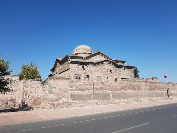 église arménienne Surp Krikor Lusavoric de Kayseri