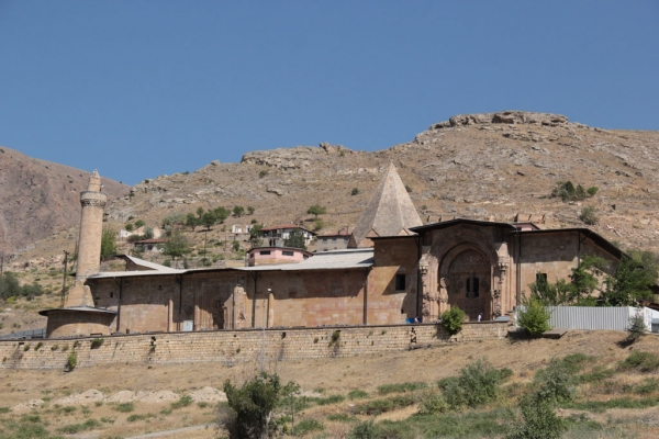 La Grande Mosquée et l'Hôpital de Divriği