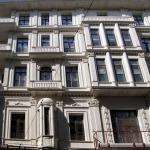 Ancien bâtiment du Cercle d'Orient à Istanbul