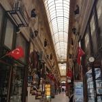 Avrupa Pasajı, Istanbul