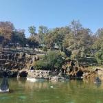 Plan d'eau du parc d'Emirgan