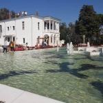 Villa blanche du parc d'Emirgan