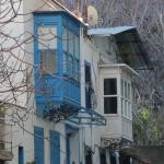 Dans une rue d'Alsancak à Izmir