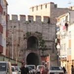 La porte de Silivri, Istanbul