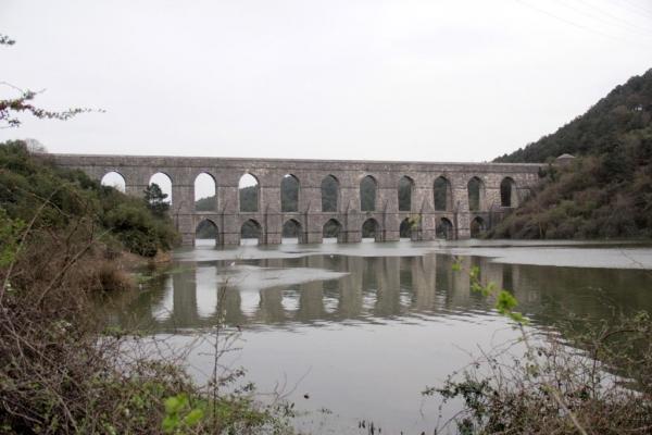 Aqueduc de Güzelce, Çebeci-Istanbul