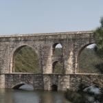 Détail de l'aqueduc de Mağlova