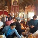 Dans l'église russe Saint Pantaléon d'Istanbul