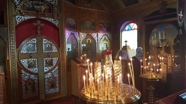 Eglise russe Saint Pantaléon d'Istanbul