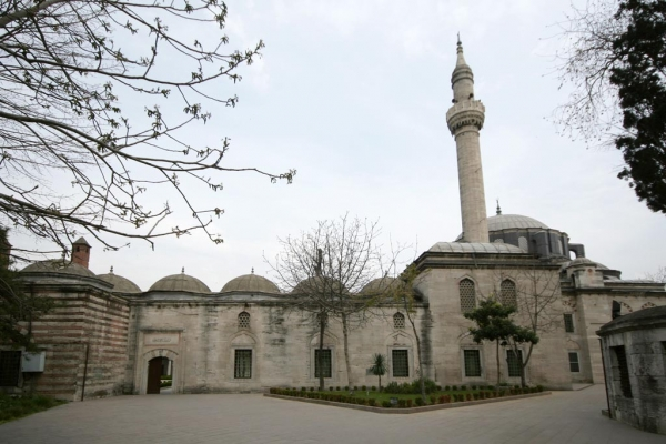 La mosquée Gazi Ahmet Paşa d'Istanbul