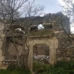 Ruines d'une église grecque orthodoxe, village de Çebeci-Istanbul