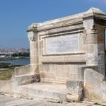 Détail du pont Sinan, Büyükçekmece, Istanbul