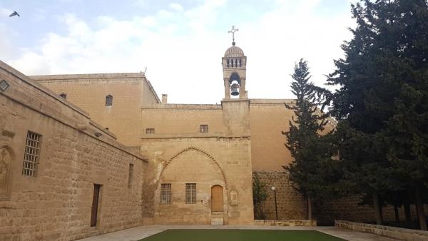 Eglise des 40 Martyrs, Mardin