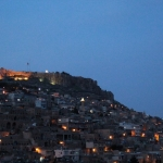 Mardin by night