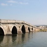 Pont construit par Sinan à Büyükçekmece, Istanbul