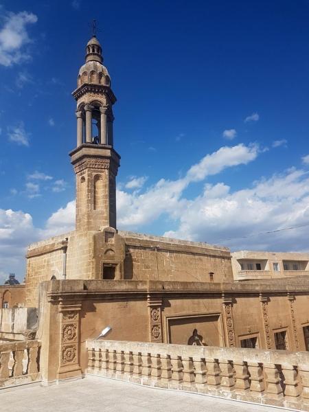 Eglise syriaque de Mor Barsavmo, Midyat