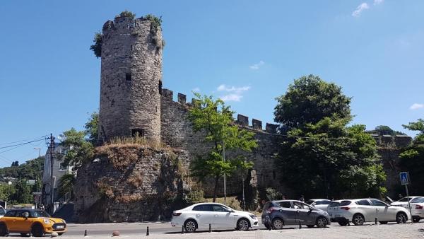 Forteresse d'Anadolu Hisarı, İstanbul