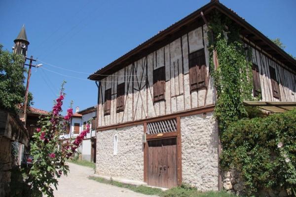 Dans les rues de Yörük Köyü