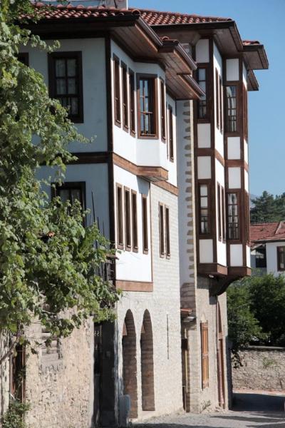 Maisons typiques de Safranbolu