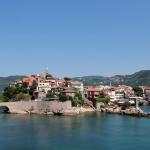 Amasra au bord de la Mer Noire