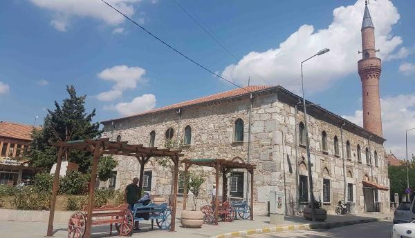 Mosquée du centre de Yalvaç