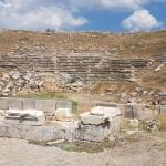 Théâtre du site d'Antioche de Pisidie