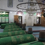 Dans la mosquée Aktekke à Karaman