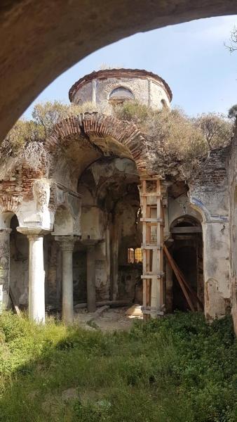 Eglise grecque Kemerli, Tirilye