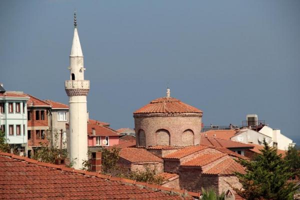 Mosquée Fatih de Tirilye, ancienne église byzantine
