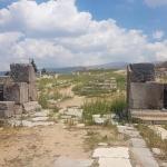 Porte ouest du site d'Antiohe de Pisidie
