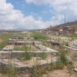 Sur le site d'Antioche de Pisidie